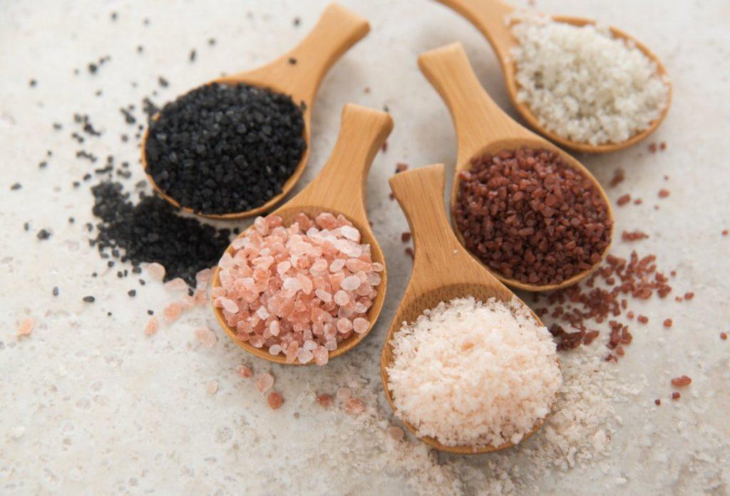 Himalayan edble salt Vs coarse salt