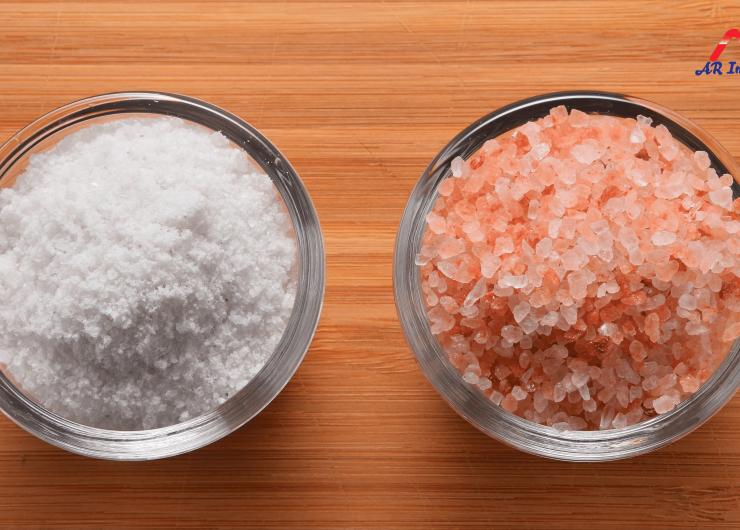 Benefits and Uses of & Himalayan salt Vs Celtic Sea salt